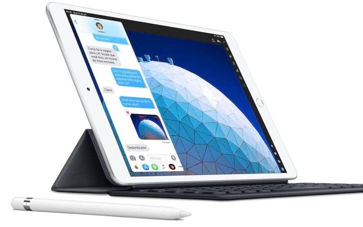 Apple revela novo iPad mini com suporte a Apple Pencil.