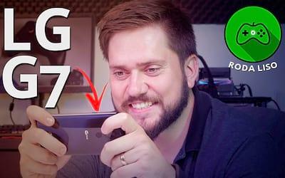 LG G7 é bom para jogos? - Roda Liso