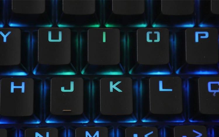 Fonte das Keycaps