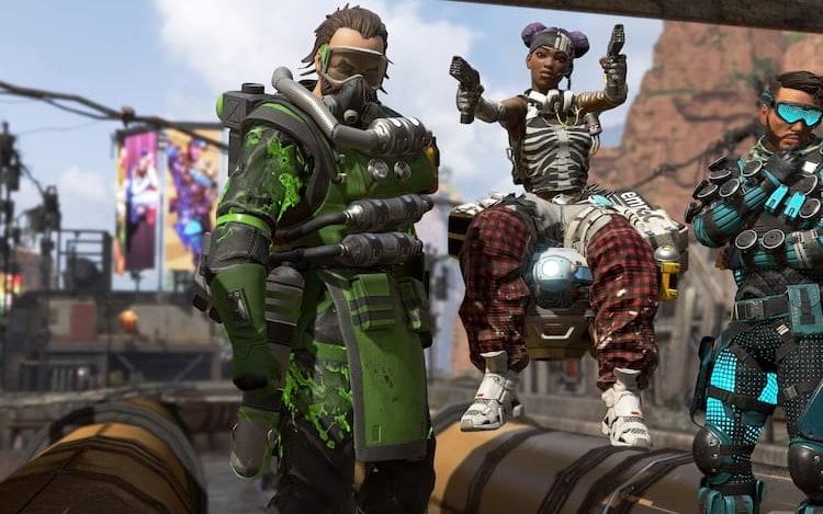 Battle Pass de Apex  Legends chega com novo personagem.