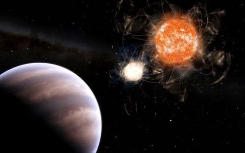 Astrônomos encontram sinais de planeta 13 vezes maior que Júpiter