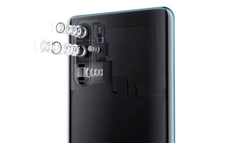 Câmeras do Huawei P30 Pro trazem o que a companhia chama de revolução na fotografia mobile