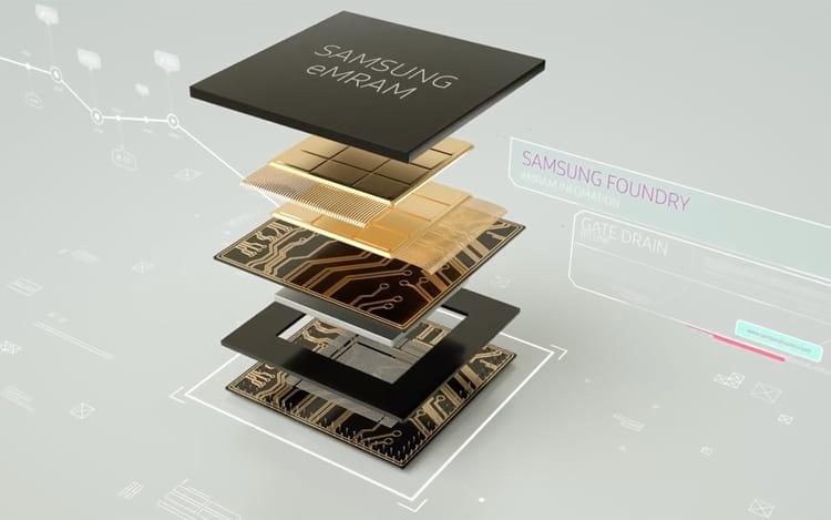 Saiba tudo sobre a nova memória eMRAM da Samsung