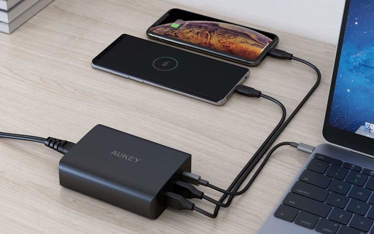 O USB4 deixará as transferências de dados mas rápidas.
