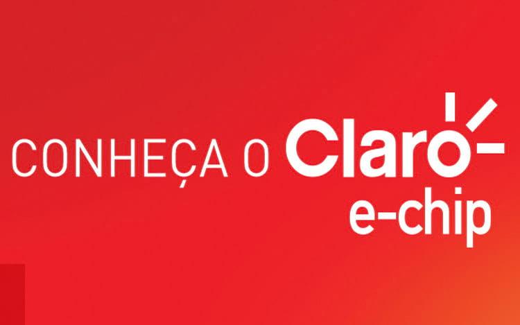 Claro será a primeira operadora a oferecer eSIM no Brasil