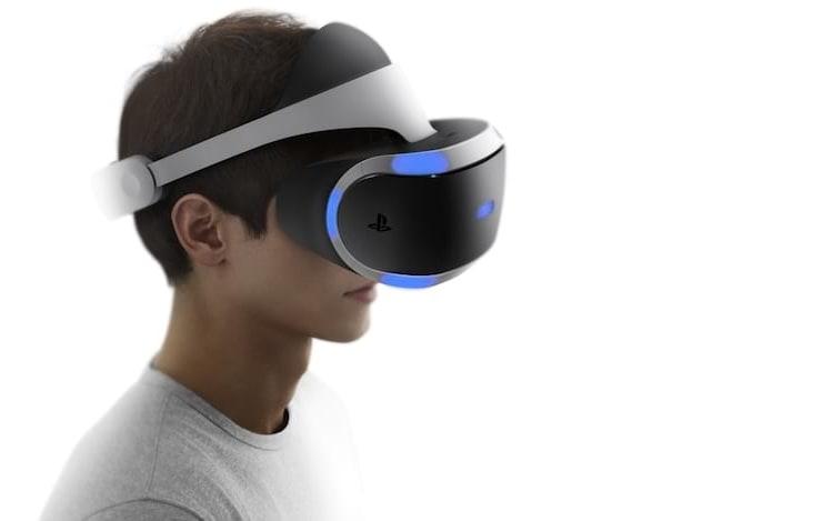 Sony comemora venda de 4,2 milhões de PSVRs .