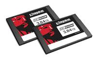 Kingston lança linha de SSDs para data centers
