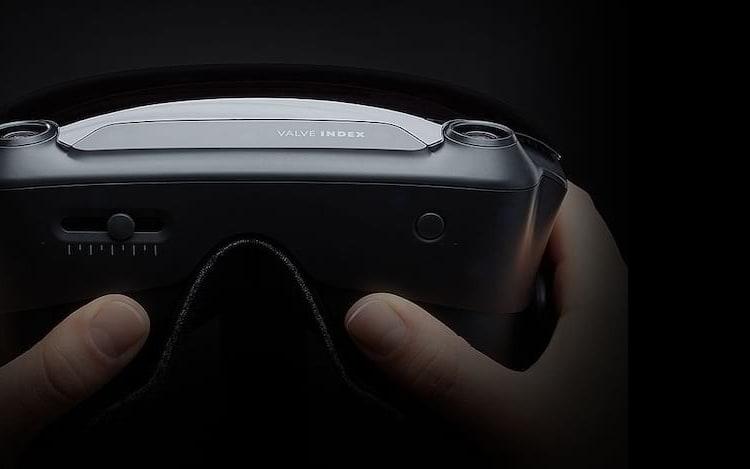 Valve lança Index, seu headset de realidade virtual.