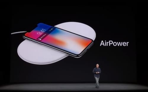 Apple cancela oficialmente carregador sem fio AirPower
