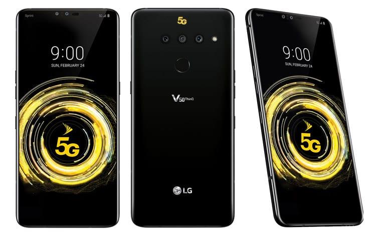 LG V50ThinQ