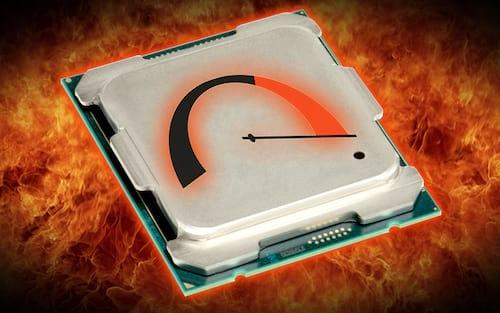 Qual temperatura máxima chega um processador?