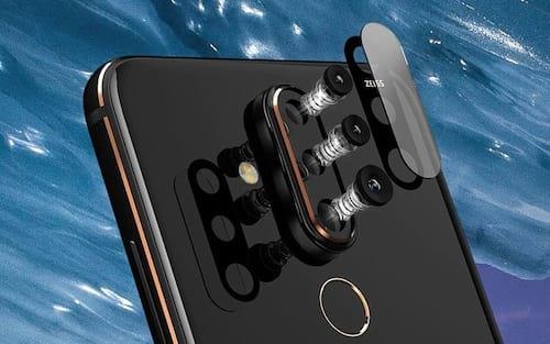 Nokia X71 é anunciado com câmera tripla e furo no display