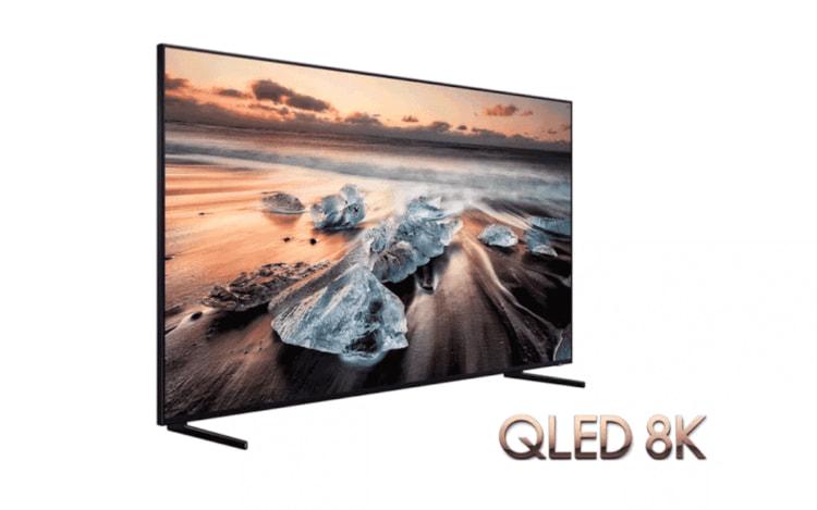 Samsung anuncia primeiras TVs 8K no Brasil .