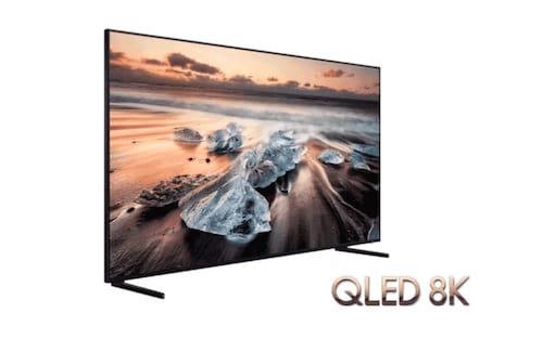 Samsung anuncia primeiras TVs 8K no Brasil