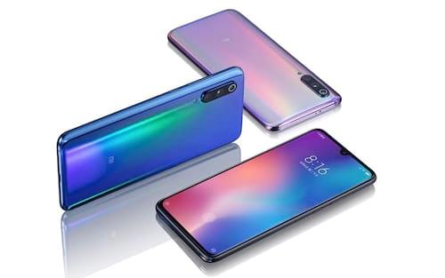 Xiaomi Mi 9 vende um milhão de unidades