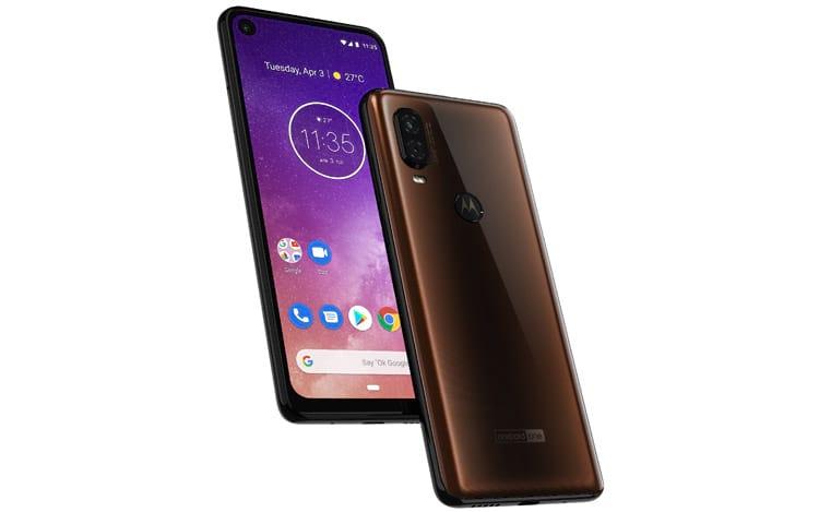 Suposto Motorola One Vision
