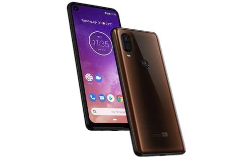 Motorola One Vision é homologado pela Anatel