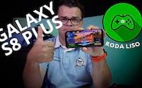 Galaxy S8+ é bom para jogos? - Roda Liso