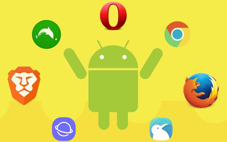 Qual é o navegador Android mais rápido em 2019?