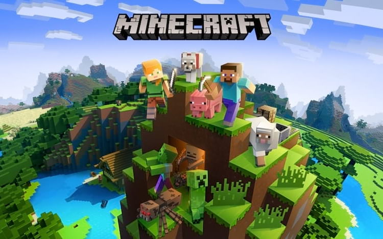 Minecraft chega ao Xbox Game Pass.