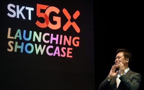 Coreia lança primeiras redes 5G direcionadas para celulares