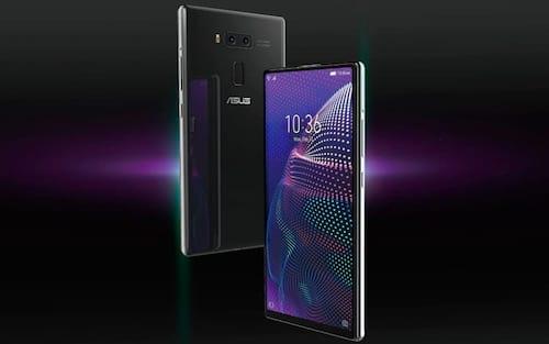 Seria o Zenfone 6? Smartphones da ASUS aparecem em renderizações.