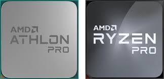 AMD revela segunda geração de processadores móveis AMD Ryzen Pro.