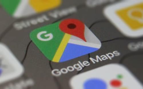 Google Maps inclui aviso de lentidão no trânsito