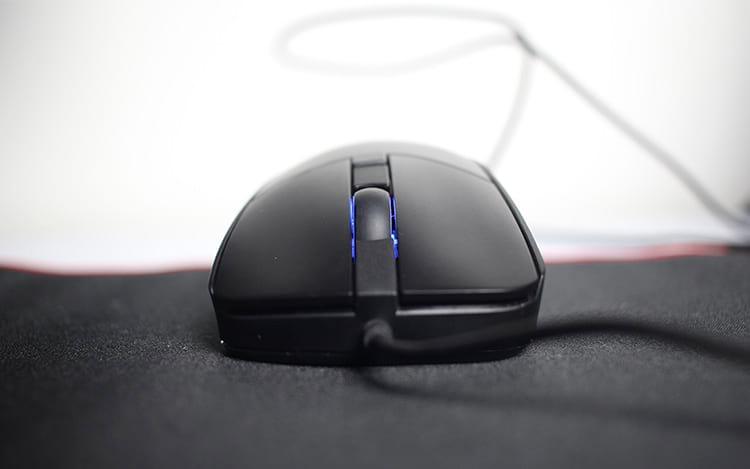 Frente do mouse