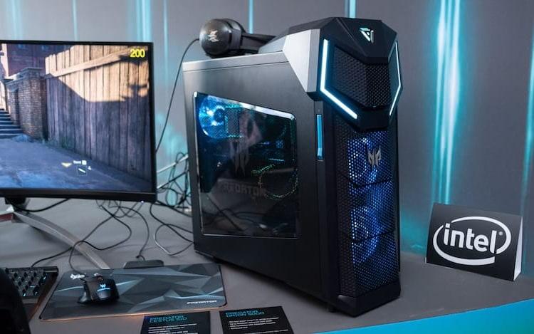 Acer anuncia novo desktop gamer Predator Orion 5000, com uma enorme tela de 43 polegadas e gadgets atualizados.