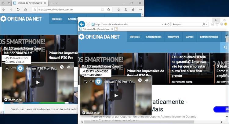 Microsoft Edge e Internet Explorer