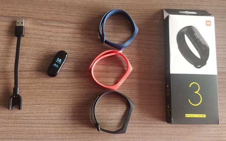 Acessórios - Xiaomi Mi Band 3