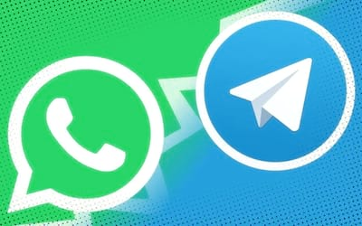 Por que o WhatsApp é mais popular que o Telegram?