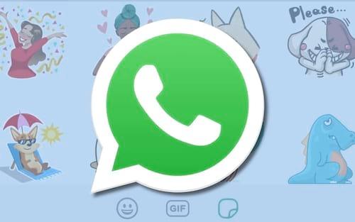 O WhatsApp está trabalhando para lançar figurinhas animadas