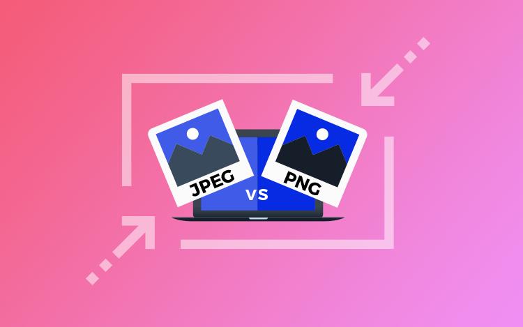 JPEG vs PNG: Qual formato de imagem usar?