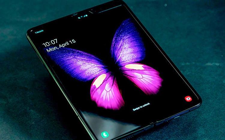Galaxy Fold foi suspenso pela Samsung