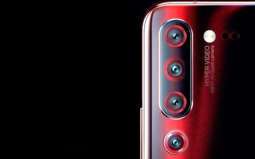 Lenovo lança Z6 Pro com 12GB de RAM, Snapdragon 855 e quatro câmeras traseiras