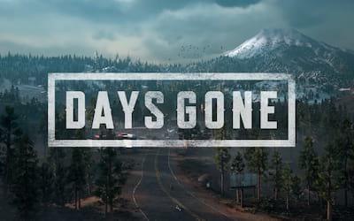 Days Gone para PS4 terá atualização de 21GB no lançamento
