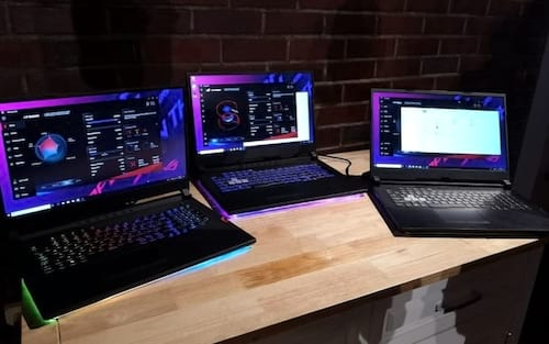 Novos notebooks Asus! Conheça o ROG Strix Scar III, Strix Hero III e Strix G