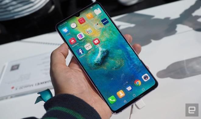 Huawei Mate 20 X pode ganhar versão 5G em outubro