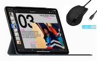 Suporte para mouse via USB-C pode chegar para o iPad Pro no iOS 13