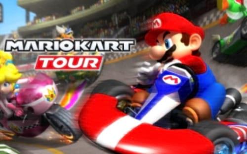 Nintendo abre inscrições beta para Mario Kart Tour