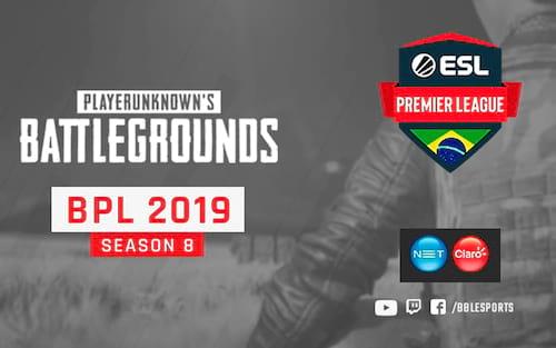Brasil Premier League de PUBG começa no dia 9 de maio e dará vaga para a ESL LA League