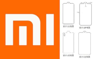Xiaomi registra patente de celular com entalhe invertido