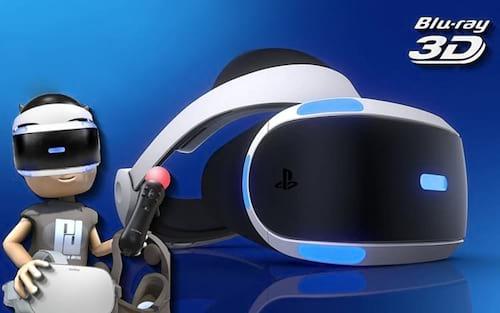 Como obter a melhor experiência de Blu-Ray 3D com o PlayStation VR