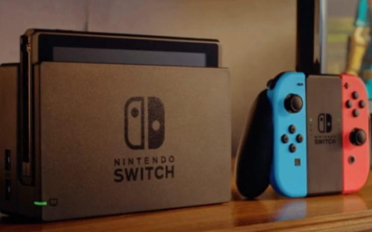 Nintendo Switch já vendeu mais de 30 milhões de consoles