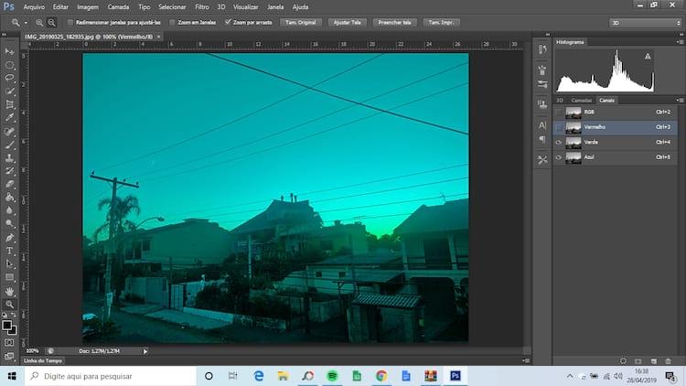 Azul + Verde