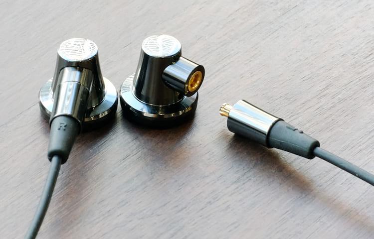 Cabo removivel do earbud Audio Technica ATH-CK2000Ti