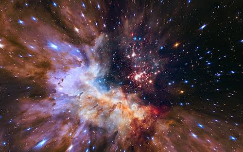 Telescópio Hubble revela que espaço se expande mais rápido do que se imagina