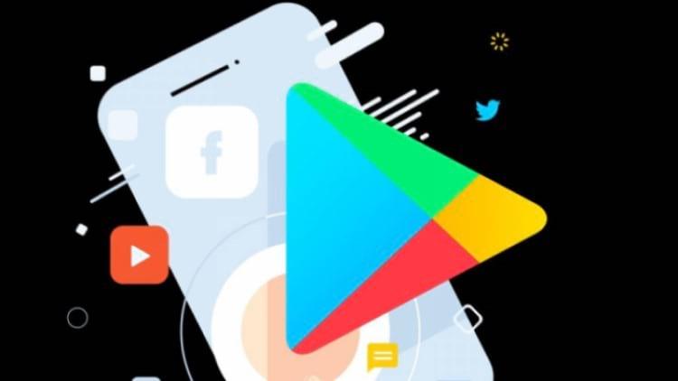 Icone Google Play